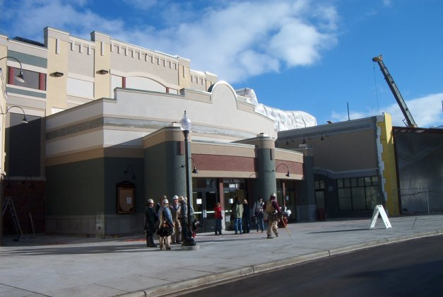 Redstone Cinema Park City UT - Redstone theaters park city ut